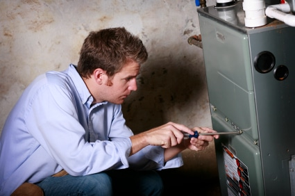 heater repair in Levittown