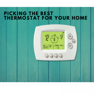 Picking the Best Thermostat for Your Home Levittown