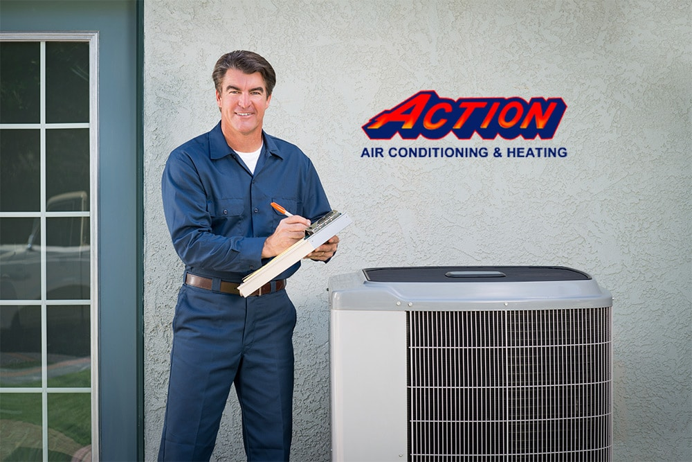 air conditioning repair company Blue Bell