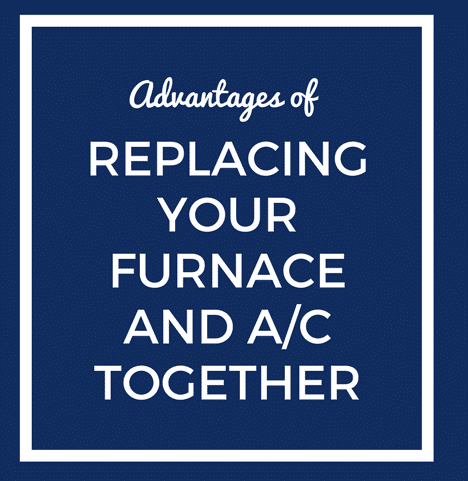 Benefits of Replacing Your Furnace and A/C Together Levittown